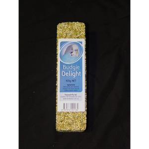 Wombaroo  Avian Delight Bar - Budgie 100gm