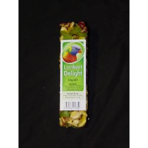 Wombaroo  Avian Delight Bar - Lorikeet 75g