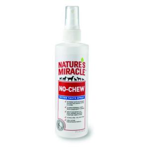 Natures Miracle No Chew Bitter Taste Spray 236ml