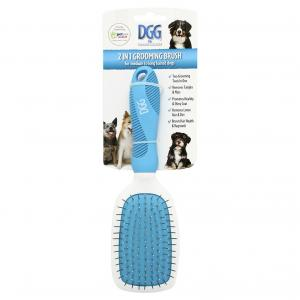 DGG  2 In 1 Grooming Brush