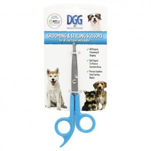 DGG  Grooming & Styling Scissors