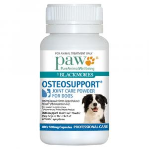 Paw Osteosupport - Joint Care Capsules For Dogs