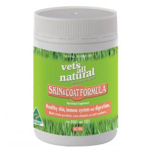 Vets All Natural Skin And Coat Support Powder