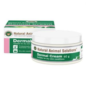 NAS Natural Animal Solutions Dermal Cream 60g