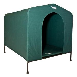 Hound House Canvas Dog Kennel X Large (102Lx84Wx93Hcm)