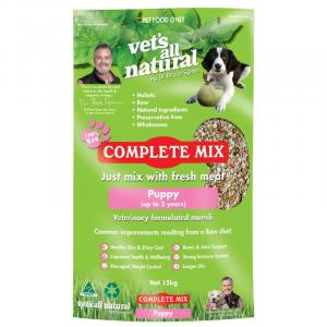 Vets All Natural Complete Mix For Puppies 15kg