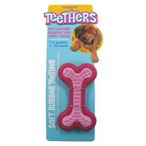 Masterpet Teethers - Dental Massager Bone - Dog Chew Toy
