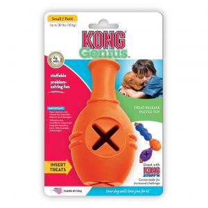 KONG Genius Leo - Treat Dispensing Dog Toy Small