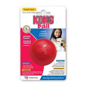 KONG Ball - Rubber Dog Toy Small
