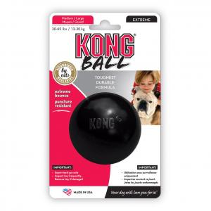 KONG Extreme Ball - Dog Toy For Powerful Chewers Medium/Large