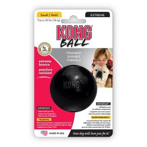 KONG Extreme Ball - Dog Toy For Powerful Chewers Small