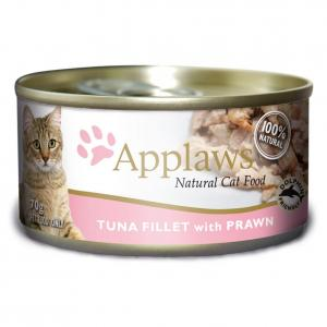 Applaws  Cat Tuna And Prawn - 70gm