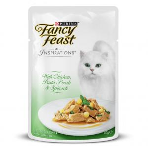 Fancy Feast Ff Inspirations Chick Pasta Spin 70g