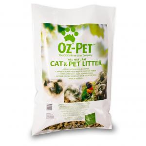 Oz-Pet  All Natural Pet & Cat Litter 15kg