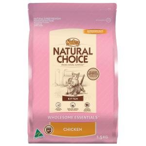 Nutro  Natural Choice - Chicken - Dry Kitten Food 1.5kg