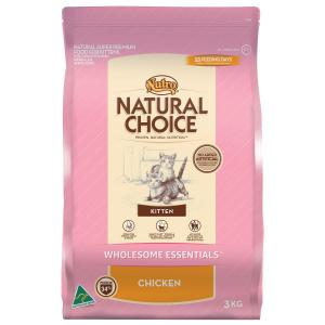 Nutro  Natural Choice - Chicken - Dry Kitten Food 3kg