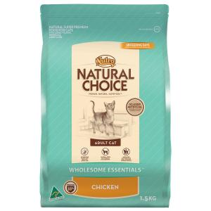 Nutro  Natural Choice - Adult Chicken - Dry Cat Food 1.5kg