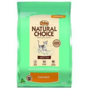 Nutro  Natural Choice - Adult Chicken - Dry Cat Food 3kg