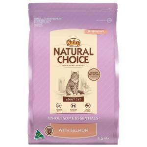 Nutro  Natural Choice - Adult Salmon - Dry Cat Food 1.5kg
