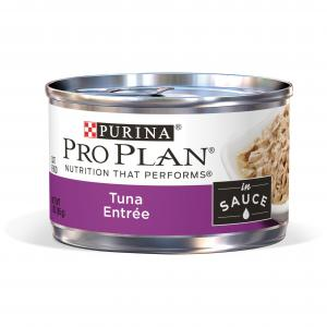 Pro Plan  Savor Adult Cat Tuna Entree In Sauce - 85gm