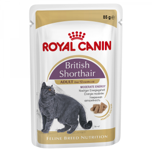 Royal Canin  Adult British Shorthair In Gravy - 85g