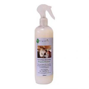 TRULY NATURAL Horse Tail & Mane Detangler - 540ml