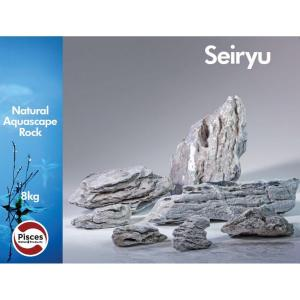 Pisces Natural  Products Seiryu Box 8kg