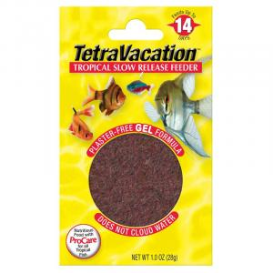 Tetra Vacation Tropical 30gm 14 Day Day Feeder