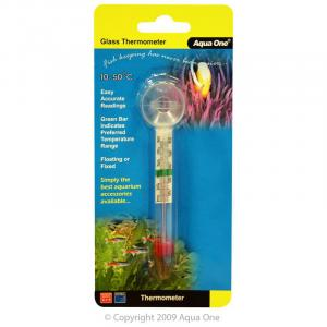 Aqua One Ao Glass Thermometer