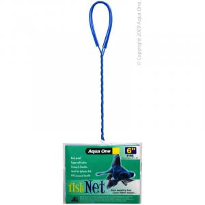 Aqua One Fine Fish Net 6In