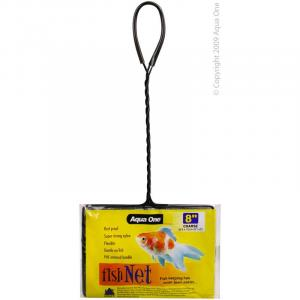 Aqua One Coarse Fish Net 8In