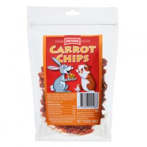 Peters  Carrot Chips - 200g