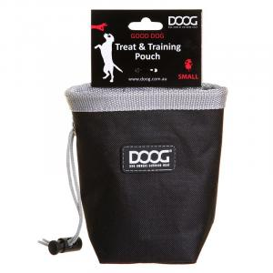 Doog  Treat Pouch Black - Small