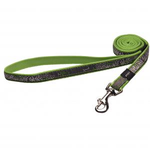 Rogz  Scooter Dog Lead - Lime Juice 1.4m