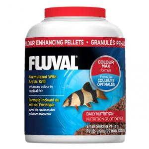 Fluval Colour Enhancing Flakes - Tropical Fish Food