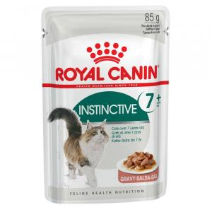 Royal Canin  Instinctive +7 In Gravy - 85gm