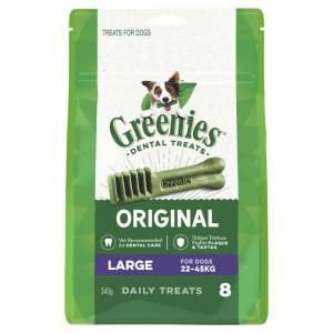 Greenies  Treat-pak - Large 340gm