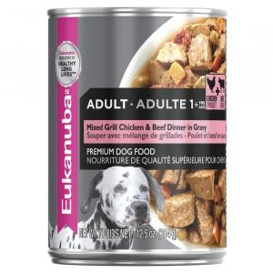 Eukanuba  Adult Beef & Chicken Wet Dog Food 354g