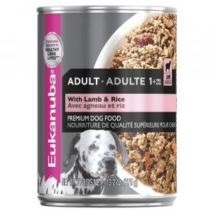 Eukanuba  Adult Lamb Wet Dog Food 374g