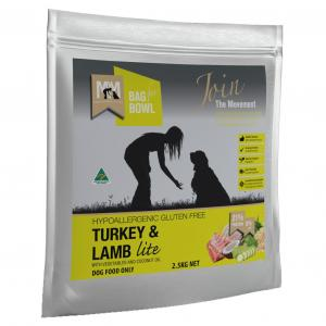 MEALS FOR MUTTS  Dog Lite Turkey & Lamb 2.5kg