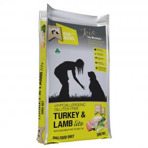 MEALS FOR MUTTS  Dog Lite Turkey & Lamb 20kg
