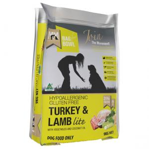 MEALS FOR MUTTS  Dog Lite Turkey & Lamb 9kg