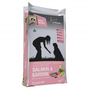 MEALS FOR MUTTS  Dog Grain Free Salmon & Sardine 20kg
