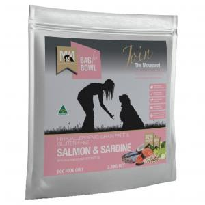 MEALS FOR MUTTS  Dog Grain Free Salmon & Sardine 2.5kg