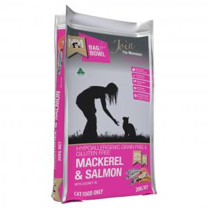 MEALS FOR MUTTS Meals For Meows Cat Mackerel & Salmon Grain Free 20kg
