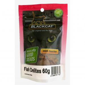 Black Dog Blackcat Fish Delites 60g