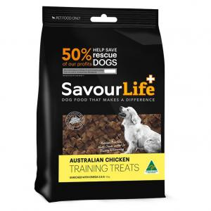 SavourLife Australian Chicken Training Treats - 165g