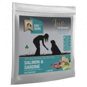 MEALS FOR MUTTS  Dry Dog Food Salmon & Sardine 2.5kg