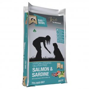 MEALS FOR MUTTS  Dry Dog Food Salmon & Sardine 20kg
