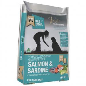 MEALS FOR MUTTS  Dry Dog Food Salmon & Sardine 9kg